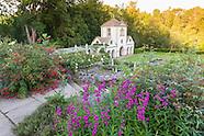 Bodnant Garden East Garden and Terraces - July