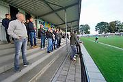 Nederland, Groesbeek, 28-9-2019Achilles speelt mogelijk voor de laatste keer op sportpark, sportcomplex,  de Heikant.Foto: Flip Franssen