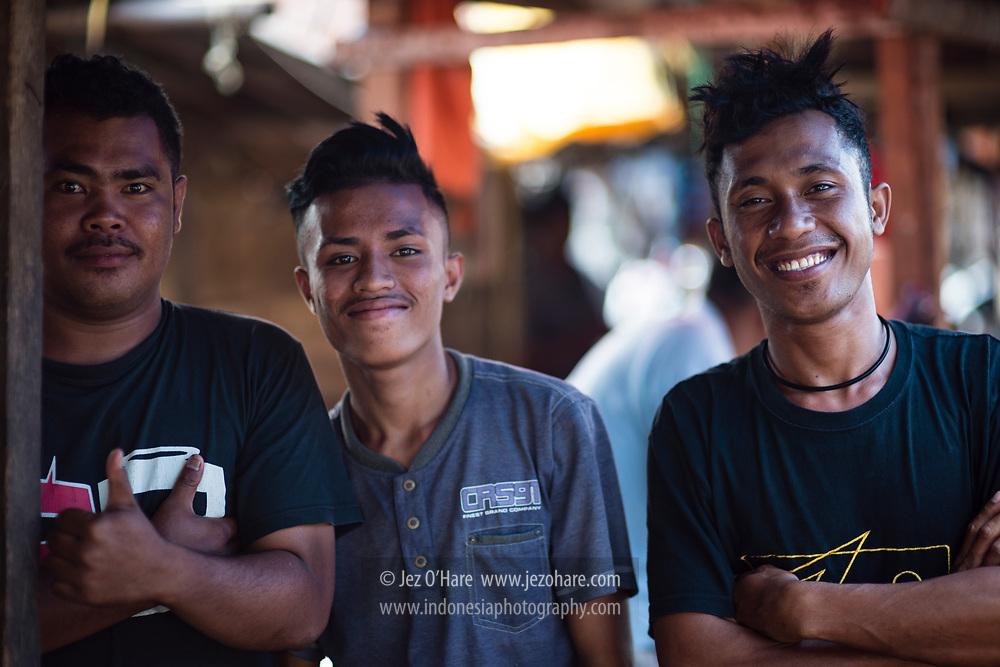 Pasar Ende, Flores, Nusa Tenggara Timur, Indonesia