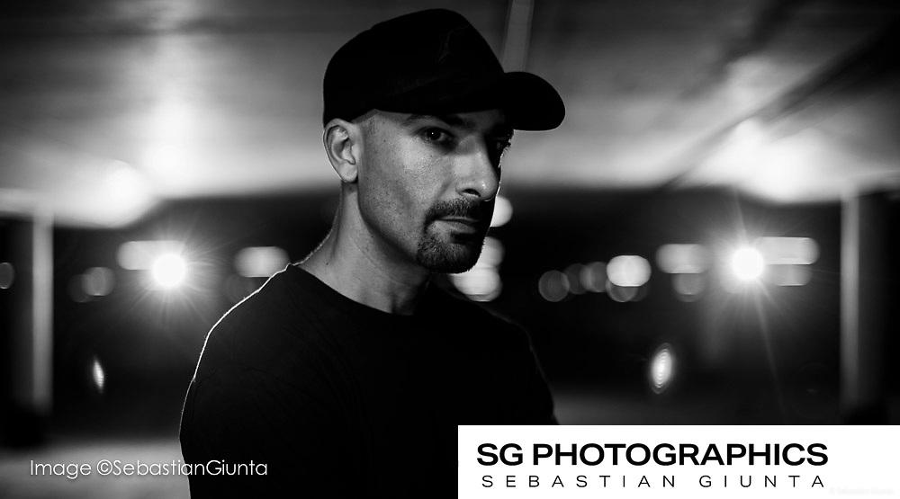 Nico promo photo session at Marconi car park and bridge over Cawpasture Rd. Images by Sebastian Giunta