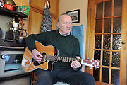 weekender: Writer, animator, composer and musician Rory Fellowes pictured at home in Ballinskelligs, County Kerry..Picture by Don MacMonagle..Story by John O'Mahony