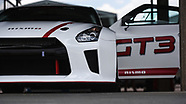 Nissan GTR testing