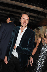 OTIS FERRY at the launch party for the new nightclub Tonteria, 7-12 Sloane Square, London on 25th October 2012.