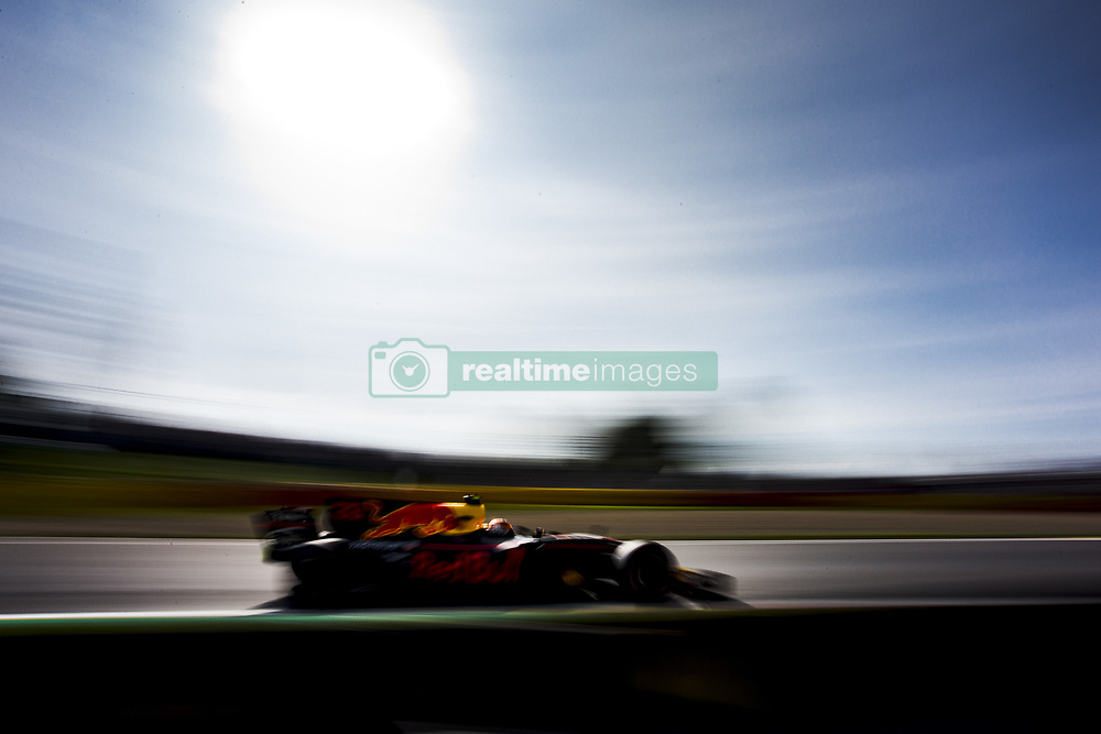 August 25, 2017 - Spa, Belgium - 33 VERSTAPPEN Max from Nederlans of Red Bull Tag Heuer during the Formula One Belgian Grand Prix at Circuit de Spa-Francorchamps on August 25, 2017 in Spa, Belgium. (Credit Image: © Xavier Bonilla/NurPhoto via ZUMA Press)