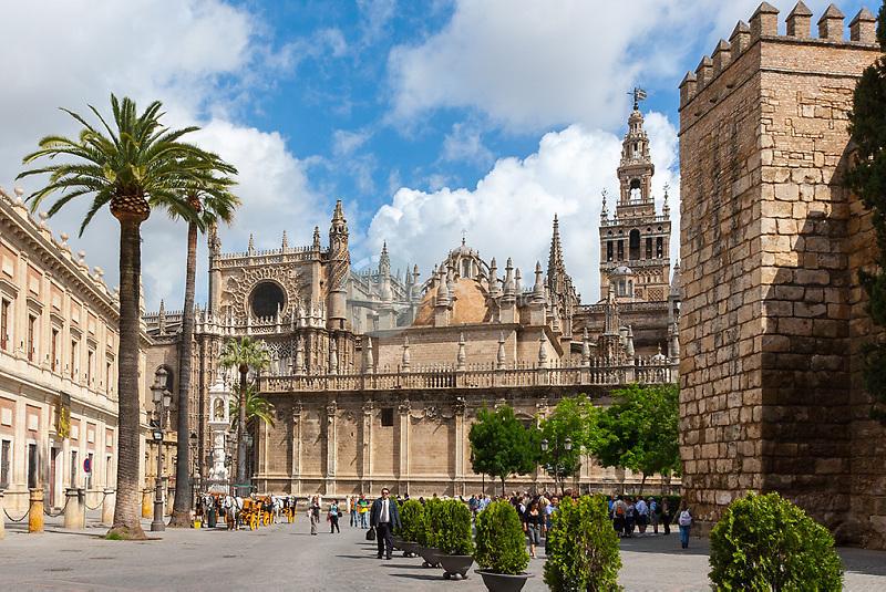 Catedral de Sevilla. Andalucia. España. Europa ©Country Sessions / PILAR REVILLA
