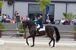 Fassaert Claudia (BEL) - Donnerfee<br /> Belgisch Kampioneschap YR - Hulsterlo - Meerdonk 2011<br /> © Dirk Caremans