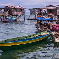Malaysia - Borneo - Sabah - Semporna & the Bajau