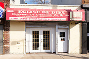 Eglise de Dieu, 1841 Flatbush Avenue, Brooklyn, NY.