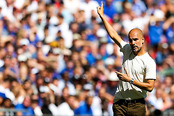 Manchester City manager Pep Guardiola - Rogan/JMP - 05/08/2018 - FOOTBALL - Wembley Stadium - London, England - Chelsea v Manchester City - The FA Community Shield.