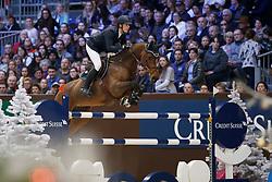 Von Eckermann Henrik, SWE, Mary Lou 194<br /> Grand Prix Rolex<br /> CHI de Genève 2017<br /> © Hippo Foto - Dirk Caremans<br /> 10/12/2017
