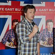 NLD/Amsterdam/20120221 - Boekpresentatie Jamie Oliver
