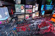 Full Set | Met Opening in Times Square