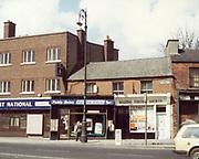 Old Dublin Amature Photos April 1984 WITH, <br /> Smithfield, Blackhall St, Kings Inns, Hill St, Temple St, Sallynoggin, R.C. Buckingham St, Chaplezord, Demolished Cottage Clonsilla, car, Marino Tintin Society, Fairview, First National Bank,