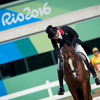 Eventing - Dressage - Rio 2016 Olympic Games
