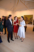 Pippa Holt; Oscar Humphries; DOWAGER VISCOUNTESS ROTHERMERE, Korean Eye Dinner  hosted by The Dowager Viscountess Rothermere and Simon De Pury.Sponsored by CJ, Korean Food Globalization Team, Hino Consulting and Visit Korea Committee. Phillips de Pury Space, Saatchi Gallery.  Sloane Sq. London. 2 July 2009.