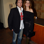 Harpengala 2004, Spiros en vriendin