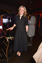 Sophie Raworth at the Costa Book Awards 2017 held at  Quaglino's, 16 Bury Street, London England. 30 January 2018.