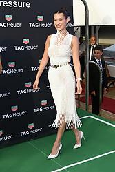 Model Bella Hadid attends the TAG Heuer event during the Formula 1 Grand Prix de Monaco on May 26, 2018 in Monaco, Monaco. Photo by Laurent Zabulon/ABACAPRESS.COM
