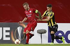 sv Zulte Waregem vs Vitesse Arnhem - 19 October 2017