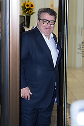 Westminster, September 20th 2016. Tom Watson, Deputy Leader of the Labour Party leaves the Labour Party Headquarters following a meeting of the NEC.
