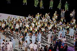 Opening ceremony, Tokyo 2020<br /> Olympic Games Tokyo 2021<br /> © Hippo Foto - Stefan Lafrentz<br /> 23/07/2021