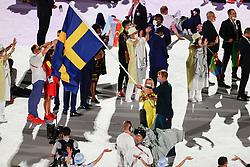 Opening ceremony, Tokyo 2020, Algotsson-Ostholt Sara<br /> Olympic Games Tokyo 2021<br /> © Hippo Foto - Stefan Lafrentz<br /> 23/07/2021