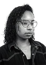 Teenage girl Nottingham UK 1994