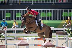 Fernandez Saro Manuel, ESP, U Watch<br /> Olympic Games Rio 2016<br /> © Hippo Foto - Dirk Caremans<br /> 13/08/16