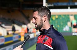 Jamie Mcallister - Mandatory by-line: Arron Gent/JMP - 23/02/2019 - FOOTBALL - Carrow Road - Norwich, England - Norwich City v Bristol City - Sky Bet Championship