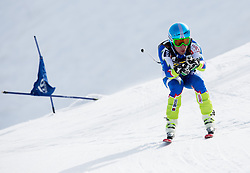 Martin Cater of Slovenia during Men's Super Combined Slovenian National Championship 2014, on April 1, 2014 in Krvavec, Slovenia. Photo by Vid Ponikvar / Sportida