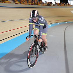 06-11-2016: Wielrennen: NK Teamsprint en Ploegenachtervolging : Apeldoorn  APELDOORN (NED) wielrennen  In het Omnisportcentrum in Apeldoorn werd gestreden om de nationale titels op de ploegenachtervolging en teamsprint