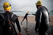Wellington's Mid Winter Swim