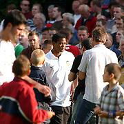 NLD/Buitenpost/20050707 - Oefenwedstrijd Cambuur - Valencia,  Patrick Kluivert