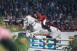 Whitaker John, GBR, Milton<br /> Volvo World Cup Final Dortmund 1990<br /> © Hippo Foto - Dirk Caremans<br /> 09/01/2018