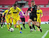 Football - 2019 / 2020 Buildbase FA Trophy - Final - Concord Rangers vs Harrogate Town - Wembley Stadium<br /> <br /> Josh McPake of Harrogate<br /> <br /> Credit : COLORSPORT/ANDREW COWIE