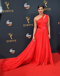 Priyanka Chopra bei der Verleihung der 68. Primetime Emmy Awards in Los Angeles / 180916<br /> <br /> *** 68th Primetime Emmy Awards in Los Angeles, California on September 18th, 2016***