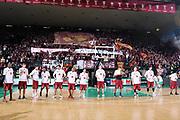 DESCRIZIONE : Treviso Lega A 2011-12 Benetton Treviso Umana Venezia<br /> GIOCATORE : Tifosi Umana Venezia<br /> SQUADRA : Benetton Treviso Umana Venezia<br /> EVENTO : Campionato Lega A 2011-2012 <br /> GARA : Benetton Treviso Umana Venezia<br /> DATA : 08/01/2012<br /> CATEGORIA : Tifosi<br /> SPORT : Pallacanestro <br /> AUTORE : Agenzia Ciamillo-Castoria/G.Contessa<br /> Galleria : Lega Basket A 2011-2012 <br /> Fotonotizia : Treviso Lega A 2011-12 Benetton Treviso Umana Venezia<br /> Predfinita :