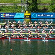 NZ Womens Eight (8+)