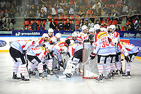 Equipe Suisse - 24.04.2015 - France / Suisse - Match Amical -Grenoble<br />Photo : Jean Paul Thomas / Icon Sport