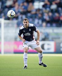 Falkirk's David McCracken.<br /> Falkirk 1v 1 Dumbarton, Scottish Championship game played 20/9/2014 at The Falkirk Stadium .