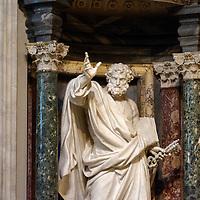 St John in Lateran apostles