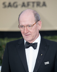 January 21, 2018 - Los Angeles, California, U.S - Actor Richard Jenkins at the red carpet of the 24th Annual Screen Actors Guild Awards held at the Shrine Auditorium in Los Angeles, California, Sunday January 21, 2018. (Credit Image: © Prensa Internacional via ZUMA Wire)