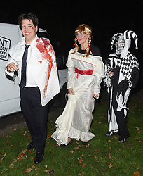 Celebrities attend an annual Halloween party, held at the Hampstead home of talk show host Jonathan Ross. 31 Oct 2017 Pictured: Michael McIntyre. Photo credit: Will / Craig / MEGA TheMegaAgency.com +1 888 505 6342