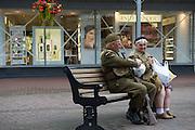 1940's nostalgic weekend, Lytham, Lancashire  August 2012