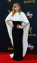 September 18, 2016 - Los Angeles, California, United States - Natasha Lyonne arrives at the 68th Annual Emmy Awards at the Microsoft Theater in Los Angeles, California on Sunday, September 18, 2016. (Credit Image: © Michael Owen Baker/Los Angeles Daily News via ZUMA Wire)