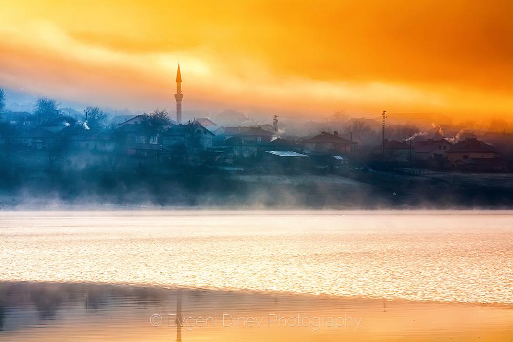 Tsonevo lake