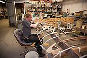 Restoring a Waco primary trainer, glider.