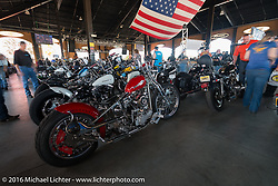 Daytona Bike Week 75th Anniversary event. FL, USA. Sunday March 6, 2016.  Photography ©2016 Michael Lichter.