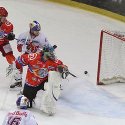 20110204: SLO, AUT, Ice Hockey - EBEL League, 45th Round