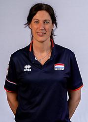 Ass coach Francien Huurman of Netherlands, Photoshoot selection of Orange women's volleybal team season 2021on may 12, 2021 in Arnhem, Netherlands (Photo by RHF Agency/Ronald Hoogendoorn)